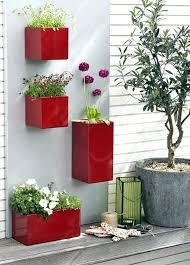 small wall planters three cool wall planters small ceramic wall planters