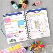 Personal Journaling Bullet Journaling In A Personal Planner 10 Fun Ideas
