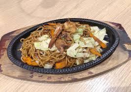 Seafood Yakisoba . . . #food #foodie ...
