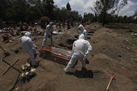 Mexico records more COVID-19 deaths ...