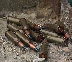 Мешканця Сватівського району притягнуто до кримінальної відповідальності за незаконне поводження з бойовими припасами