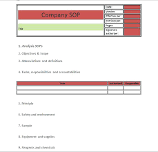 Creating Sop Template Choice Image Design Ideas Writing Sops Sample ...