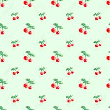 Cherry Pattern Awesome Inspiration