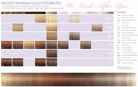 Wella Color Touch Chart Pdf 23 Faithful Koleston Colour Charts