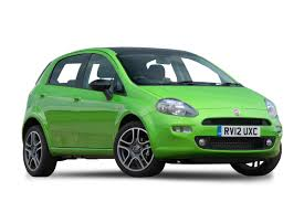 Fiat Punto hatchback review   Carbuyer