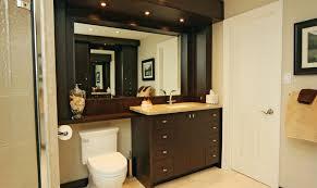 wood shelf over toilet