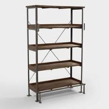 metal industrial furniture. Emerson Shelving Metal Industrial Furniture N