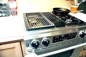 stove with griddle. Ge Stove Griddle Profile Gas The Most With . L