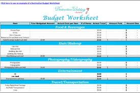 Wedding Planning Budget Calculator Super Simple Destination Wedding Planning Spreadsheets