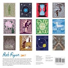 on new york in art wall calendar 2017 with rob ryan 2017 wall calendar