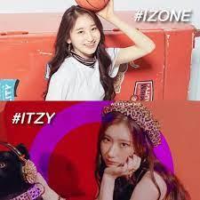 IZ*ONE] , [ITZY] ในอนาคตจะมีโอกาสได้เห็นเสตจคู่พี่น้อง แชยอน,แชรยอง  ไหมครับ? - Pantip