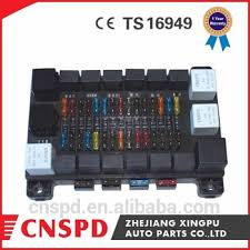 fuse box relay control module oem 12v fuse relay box rear fuse box relay control module oem 12v fuse relay box rear universal type electrical