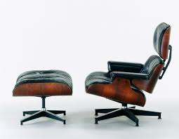 Magnificent Interiors Showing The Iconic Eames Lounge Chair - Comfortable tv chair