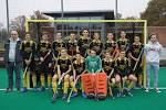 Vmhc, geel -Zwart - hockeyclub, geel