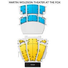 Fox Theater Spokane Wa Seating Chart Martin Woldson Theatre At The Fox Tickets In Spokane