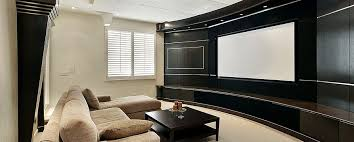 home theater floor lighting. You May Think A Comfy Sofa And Big-screen TV Are All Need To Watch Movie, But Creating Your Own Home Theater Floor Lighting E