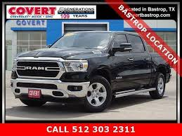 2019 Ram 1500 for sale in Austin - 1C6SRFFT7KN788114 - Covert Auto Group