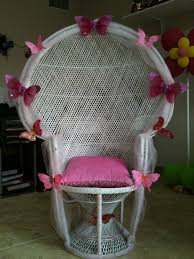 Nice Decoration Ideas Baby Shower Mother's Chair