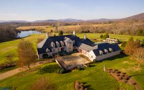 french inspired mansion on 42 acres in charlottesville va