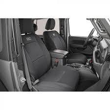 seat covers neoprene black 2 door jeep