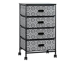 Rolling Office Cart Rolling Carts For Office Drawer Rolling Cart 3