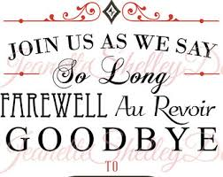 Free Going Away Party Invitations Going Away Party Clipart