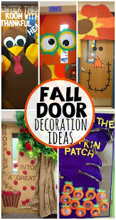 Image Thanksgiving Fallclassroomdoordecorations Crafty Morning Fall Door Decoration Ideas For The Classroom Crafty Morning