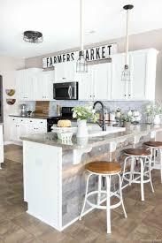 20 Top Modern Farmhouse Kitchen Cabinets Ideas