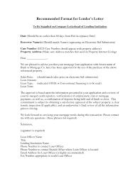 Loan Application Letter Loan Application Letter Is Written To