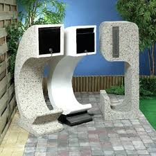 modern mailbox ideas. Modern Mail Box Contemporary Mailboxes A Look At Simple Object  Mailbox Design Ideas Garden Modern Mailbox Ideas H