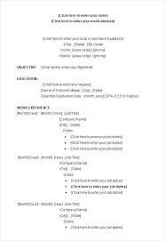 Resume Meaning Simple Simple Resume Format In Word Cute Indeed Curriculum Vitae Template