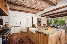fusion quartzite leathered kitchen