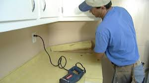 how to remove and install plastic laminate kitchen countertops today s homeowner