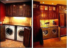stackable washer dryer cabinet washer dryer cabinet hide the washer and dryer behind cabinet doors washer stackable washer dryer