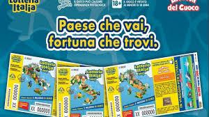 Lotteria Italia 2018 estrazione biglietti vincenti, data e ...