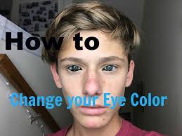 eye color drops