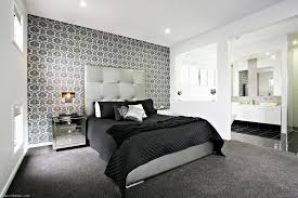 bedroom designs wallpaper. Beautiful Bedroom Wallpaper Feature Wall Bedroom Ideas  Httpumadepa With Regard To Grey  To Designs