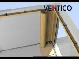 SWS Vertico Round the Corner Garage Door Installation YouTube