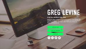 Personal Resume Website Now's The Time To Create Your Personal Website For 100 86