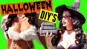 y halloween costume ideas diy upbra youtube