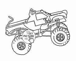 Blaze Coloring Pages Mater Monster Truck Cars Page For Kids