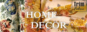 Small Picture Home Decor Fabric