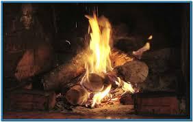 virtual fireplace screensaver mac 823x523