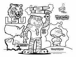 Small Picture College Football Coloring Book Coloring Pages