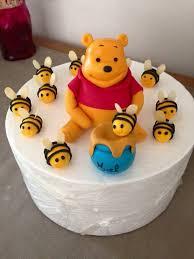 piéce montée Winnie l'ourson - Les douceurs d'orel | Winnie l ...