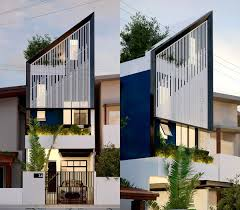 Stunning House Exterior Designs With Attractive and Unique Design ...
