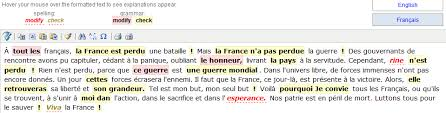 french grammar checkers grammar check bonpatron