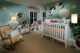 baby nursery boys. View In Gallery Eclectic Nursery Design With A Splash Of Blue [Design: Shryne Design] Baby Boys N