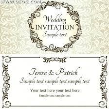 Free Editable Wedding Invitation Cards Librarianinlawland Com