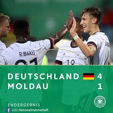 Deutschlands u21 hat das große ziel titelverteidigung verpasst, trotz der finalniederlage gegen spanien aber ein starkes turnier gespielt. Sieg Deutschland U21 U18 Nationalmannschaft Facebook